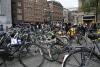 Bikes on the Damplein