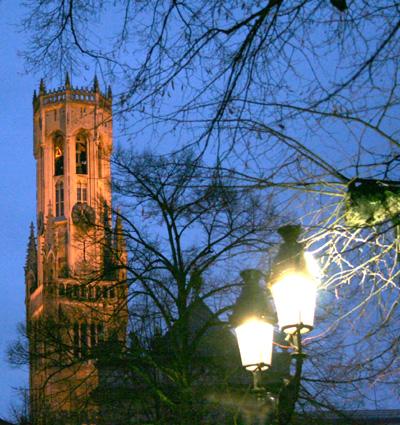 The Belfort tower