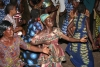 Women dancing on a traditional wedding