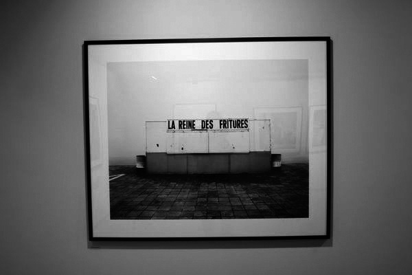 Exhibition Belgicum by Stephan Vanfleteren - La Reine des Fritures