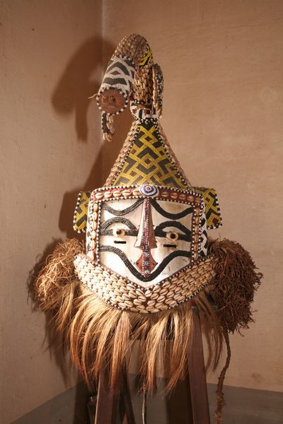 Kuba tribal mask