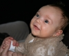 Little Hebe - my sister's new baby girl